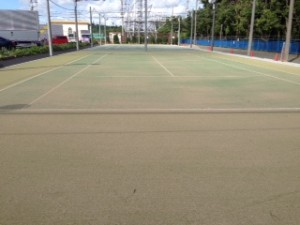 テニスコート(オム二)