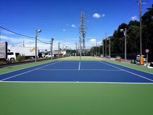 テニスコート(ハード)
